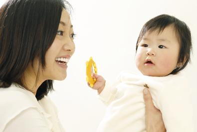 「産休・育休制度適用」イメージ画像